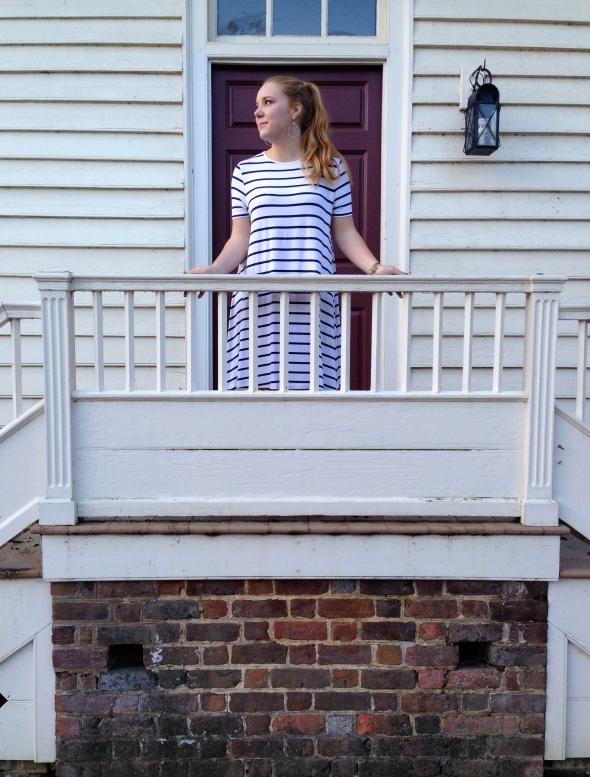 September Stripes - Candid Statement