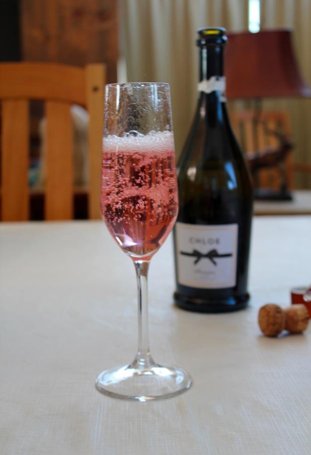 Galentine's Day Cocktail // Candid Statement