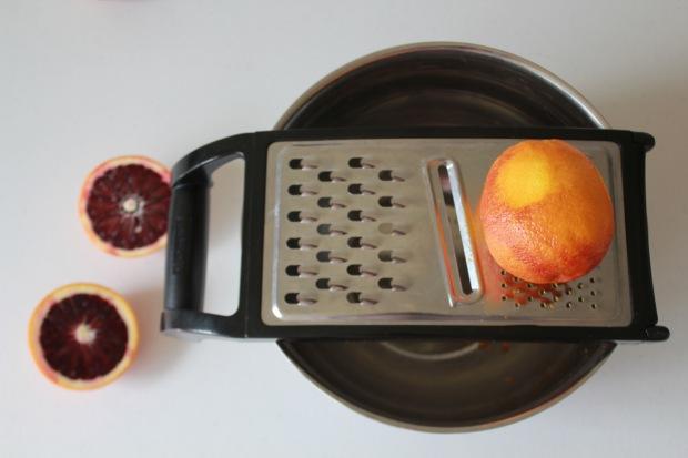 Blood Orange Buttermilk Pound Cake // Candid Statement